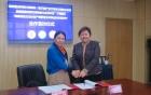 超声科与协作医院签约国家科技部重点研发计划课题项目